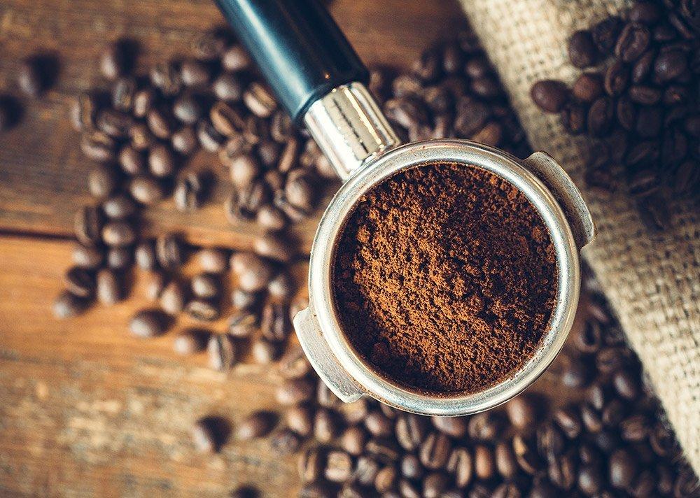 Espressopulver