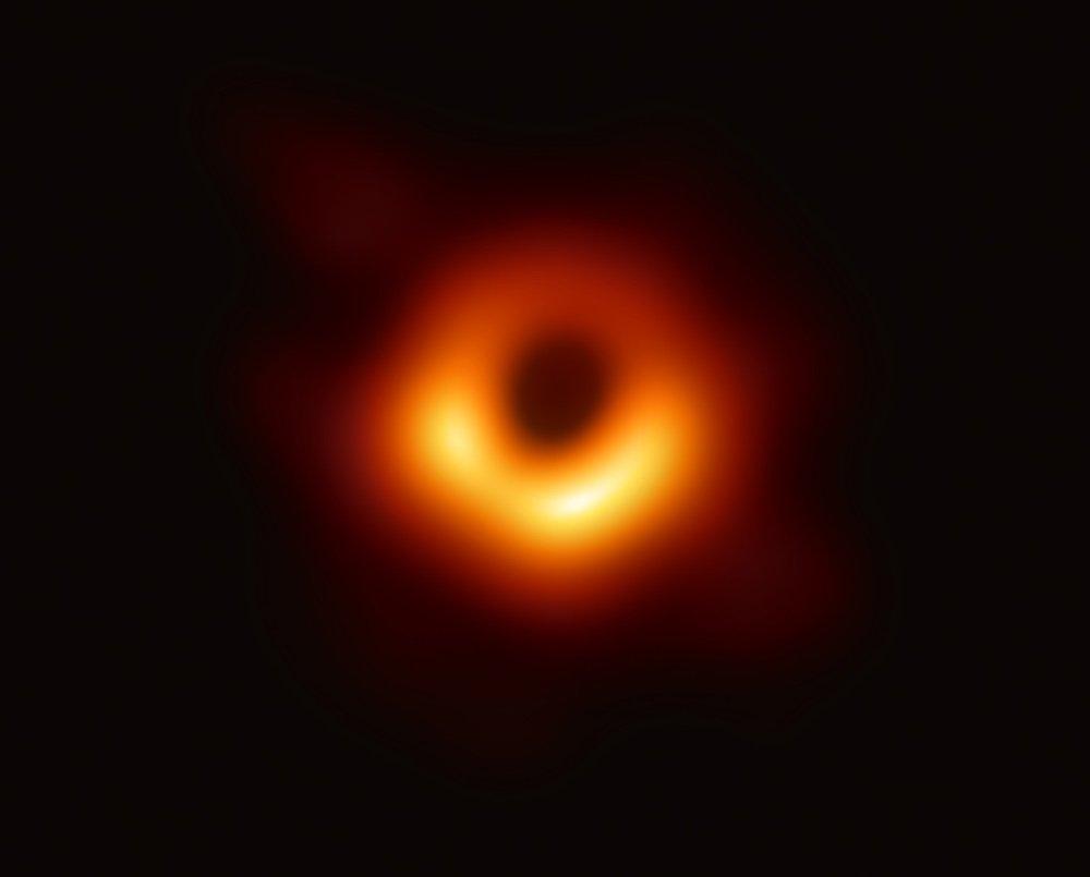Schwarzes Loch M87*