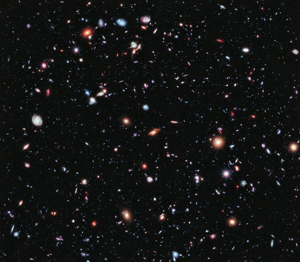 Hubble UDF