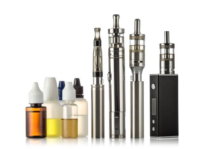E-Zigaretten und Zubehör