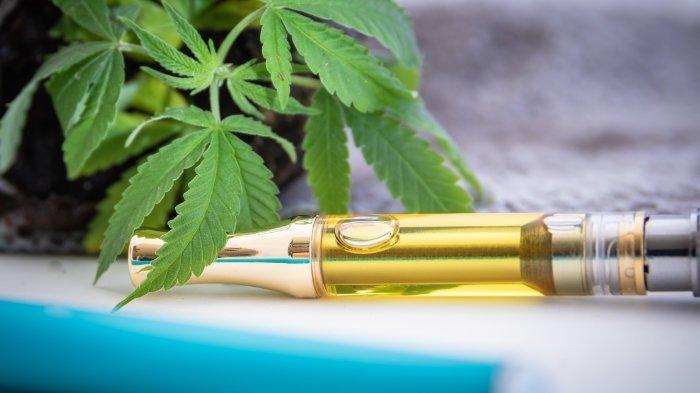 E-Liquid mit Cannabis