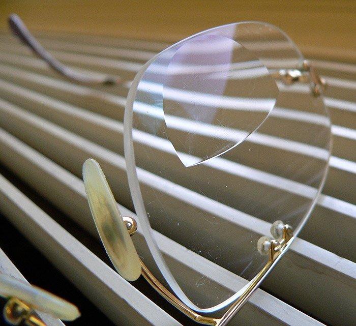 Bifokalglas