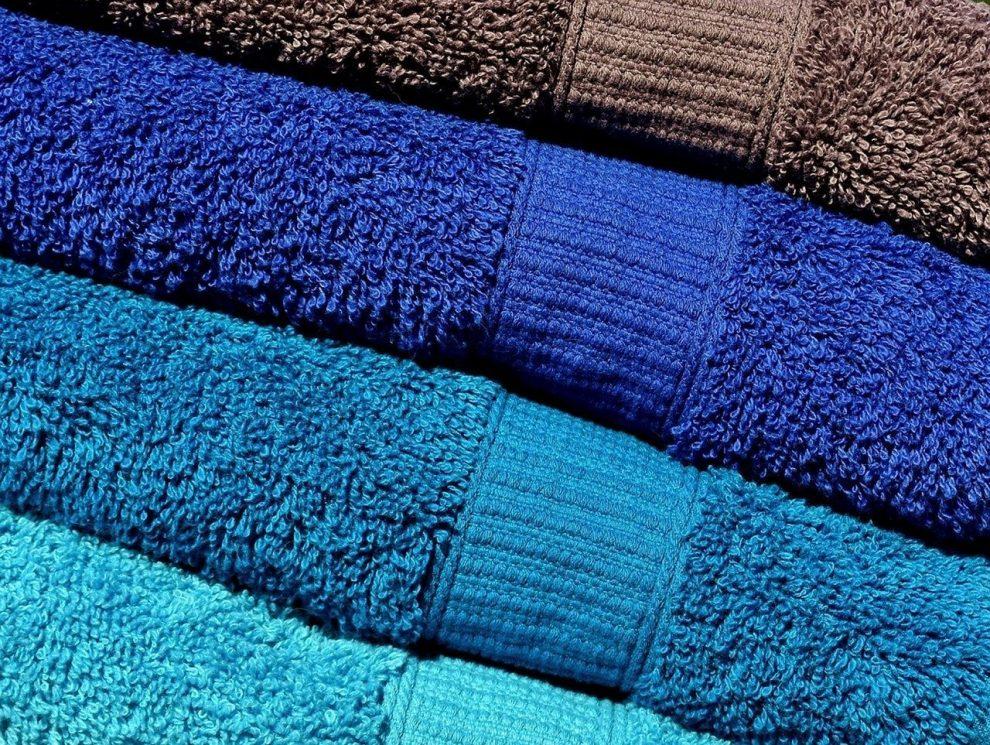Frottee-Handtücher