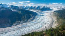 Klinaklini-Gletscher