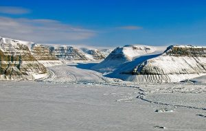 Petermann-Gletscher