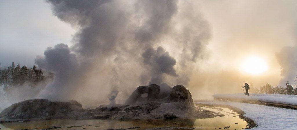 Grotto-Geysir