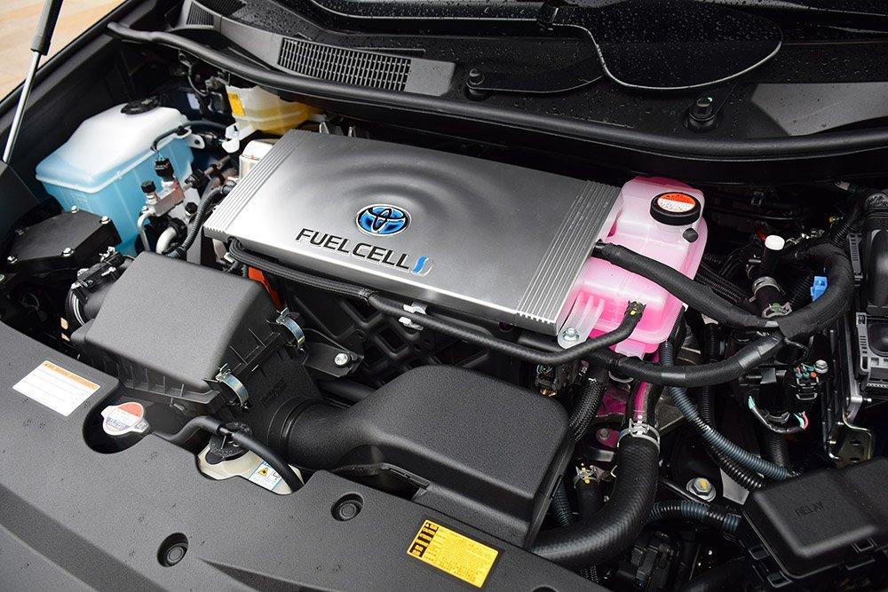 Brennstoffzellen-Motor