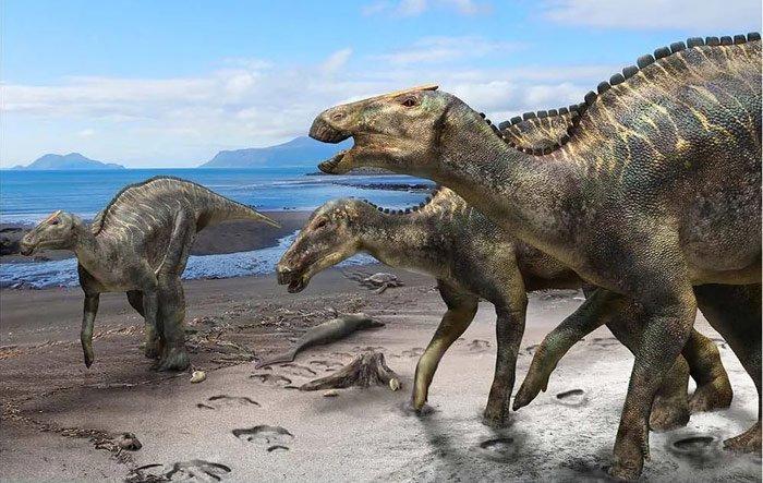 Hadrosaurier
