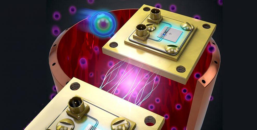 Axion-Detektor