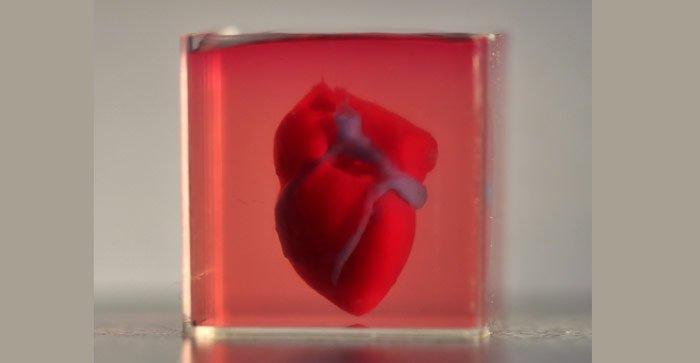 Herz Aus 3d Drucker