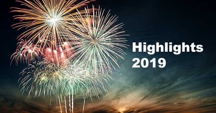 Highlights 2019