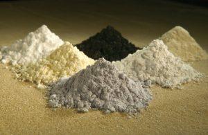 Seltenerdmetall-Oxide