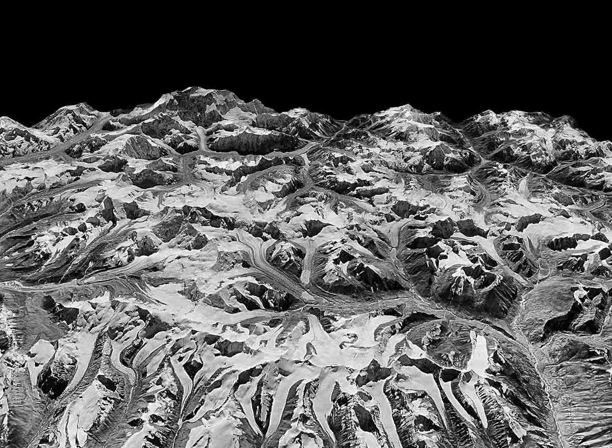 Khumbu-Region 1976