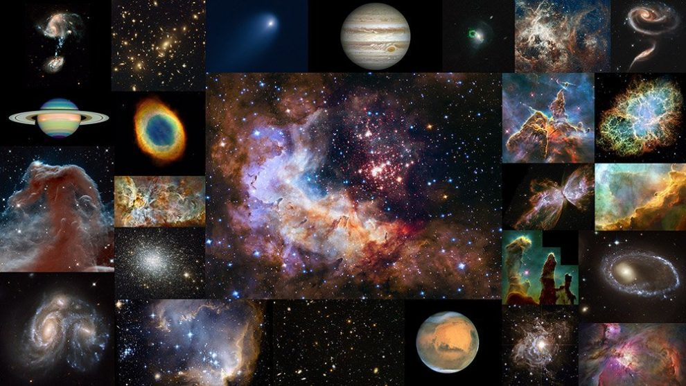 Hubble-Mix