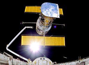Hubble-Freisetzung