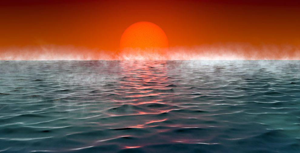 hyceanische Welt