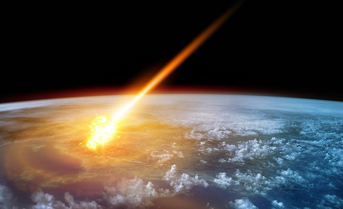 Der Einschlag wurde auf etwa 50000 Jahre datiert, geologisch gesehen.