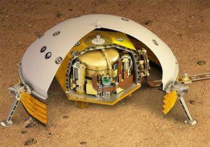 Mars Insight Seismometer
