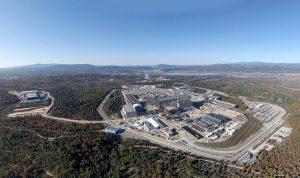 ITER-Gelände