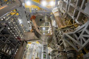 ITER-Bau