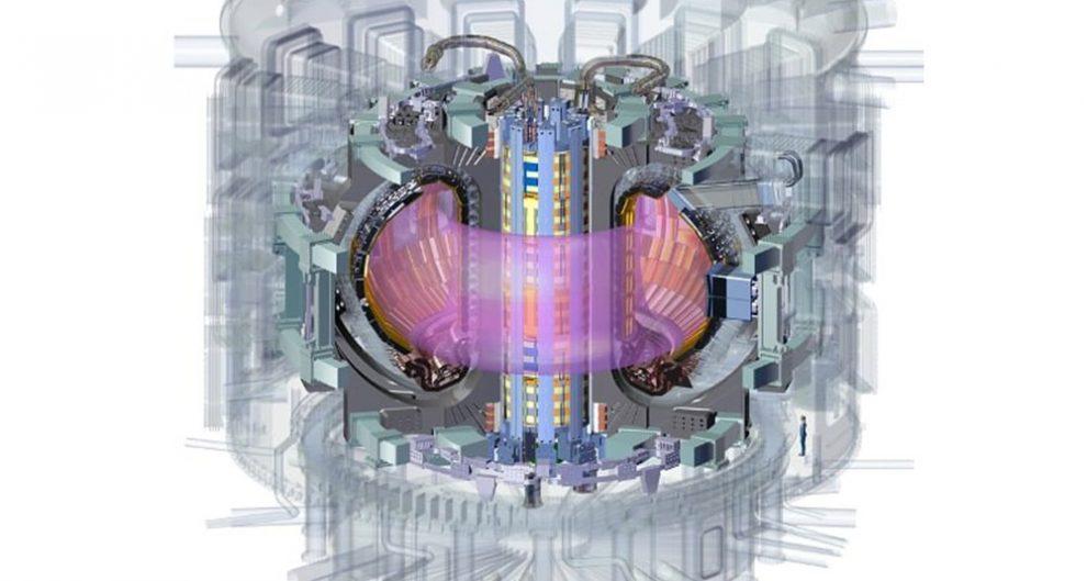 Fusionsreaktor