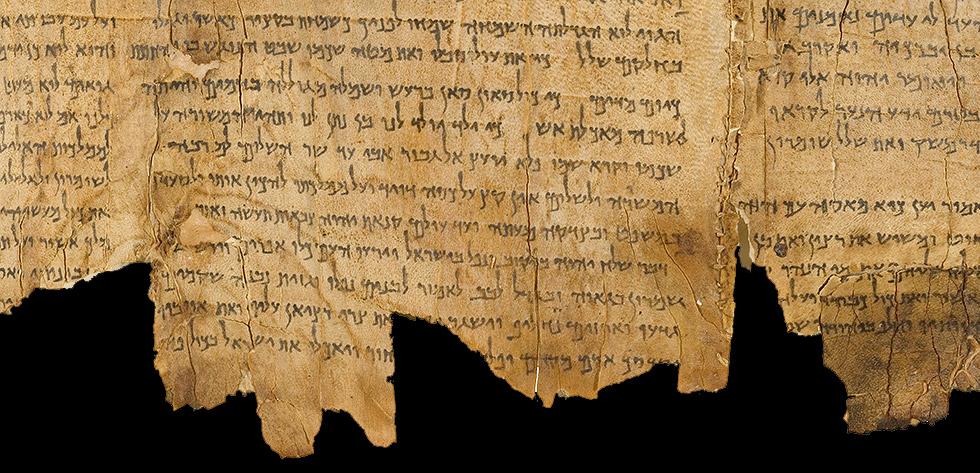 Jesaja-Schriftrolle