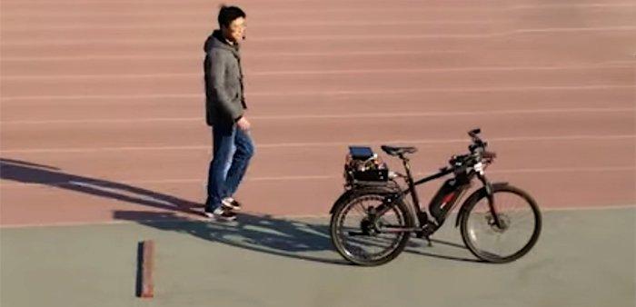 KI-Fahrrad
