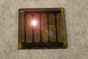 Koffein-Solarzelle