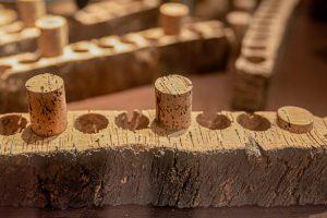 Korkenherstellung