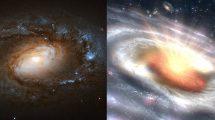 Galaxie uind Quasar