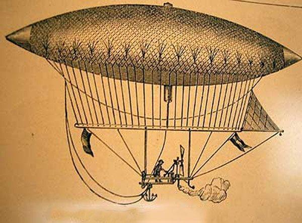 Luftschiff Giffard