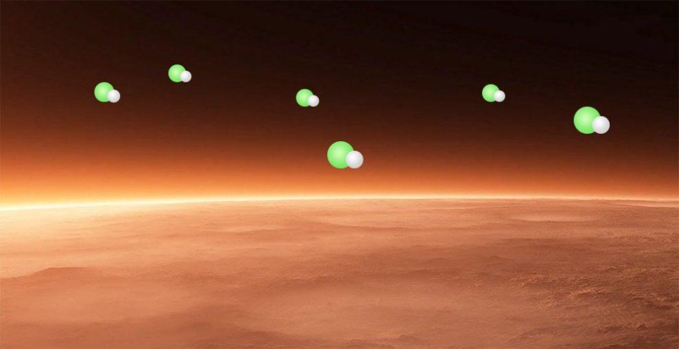 Mars-Chlorwasserstoff