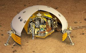 Mars-Seismometer