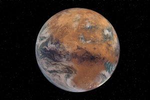 junger Mars