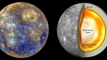 Merkurkern