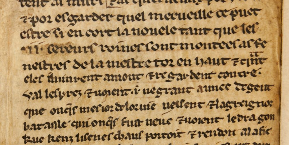 Merlin-Fragment