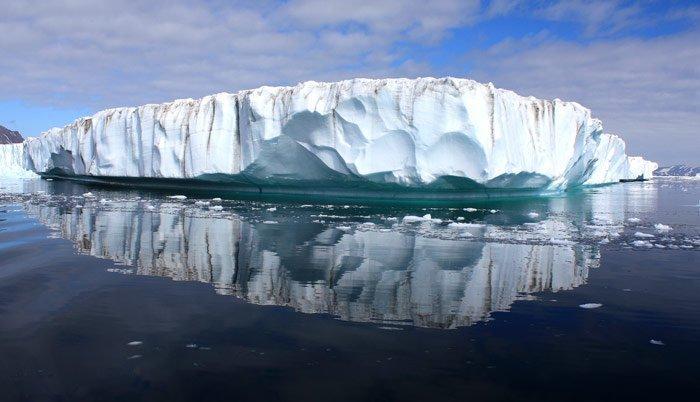 Grönlandischer Eisschild