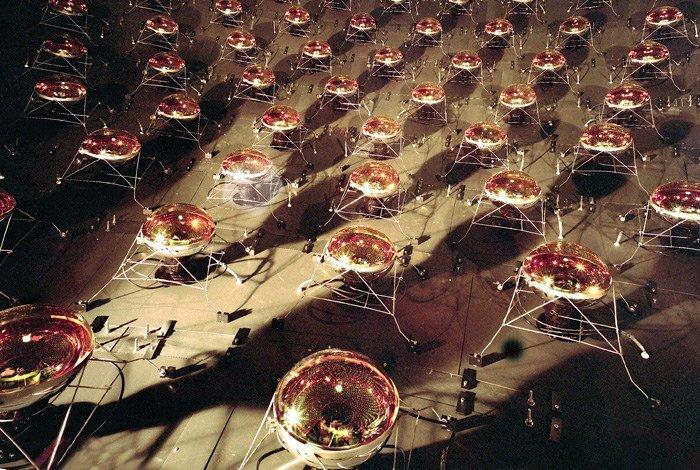 Neutrino-Detektor