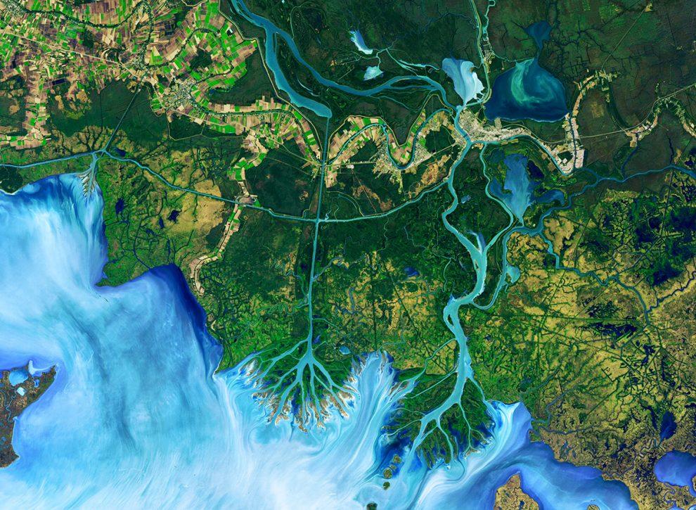 Mississippi-Delta