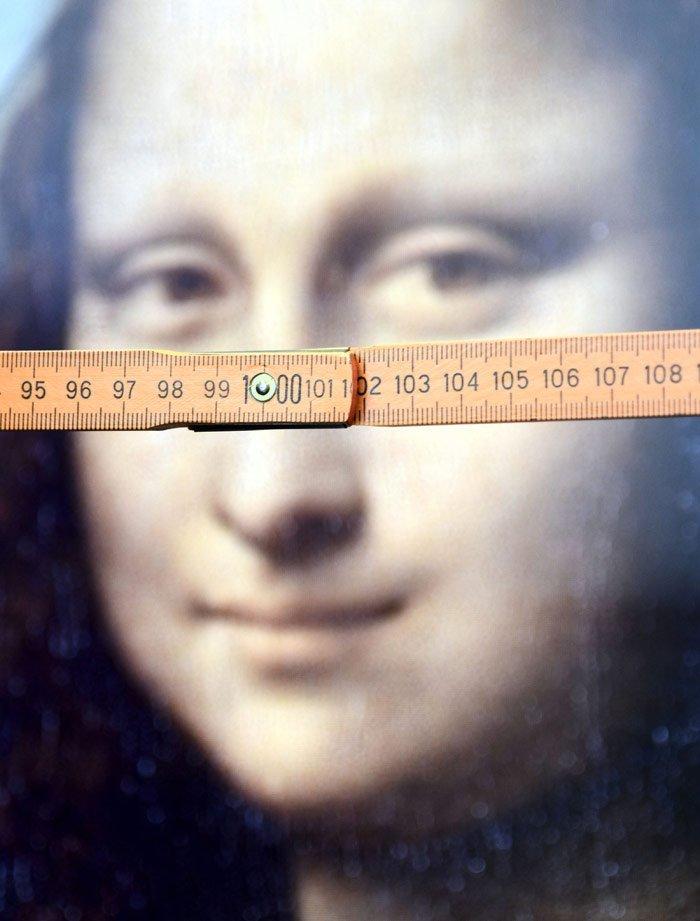 Mona Lisas Blick
