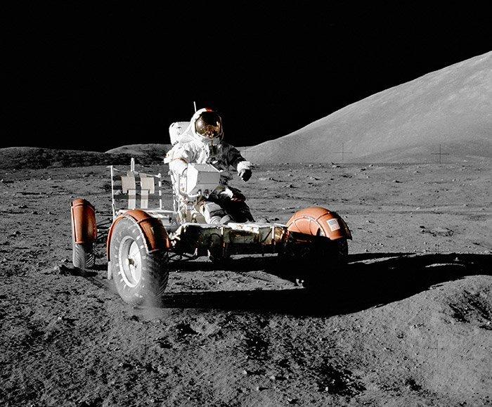 Mond-Rover