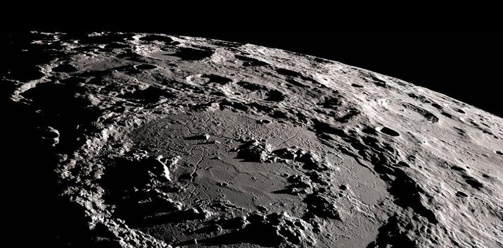 Wasser Auf Mond