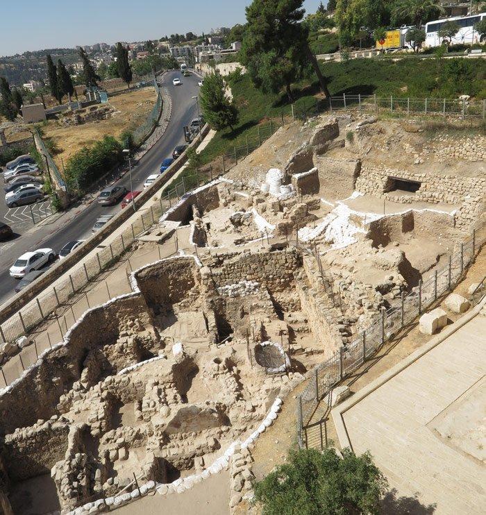 Zionsberg Jerusalem