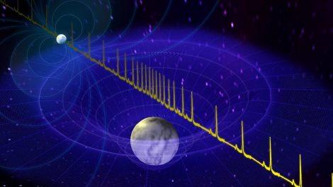Millisekundenpulsar