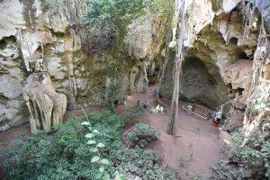 Pangy-ya-Saidi-Höhle