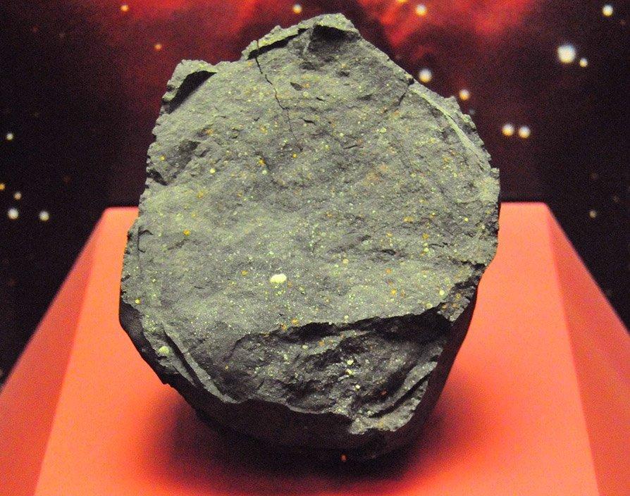 Murchison-Meteorit