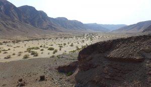 Trogtal in Namibia