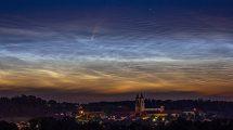 Komet C/2020 F3 NEOWISE