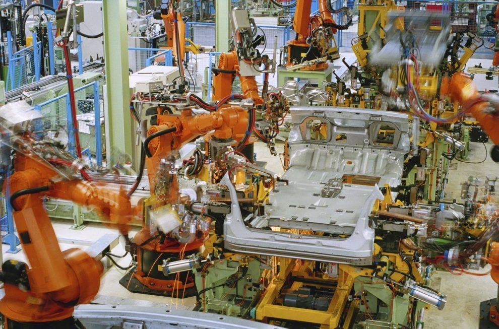 Symbolbild industrielle Fertigung