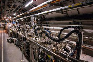 TOTEM-Detektor am LHC